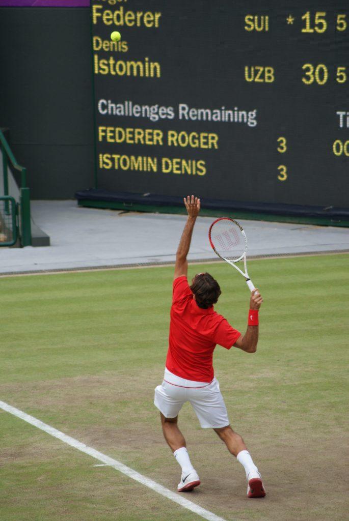 費德勒(Roger Federer)