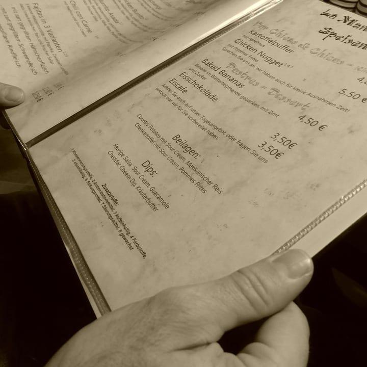 服務業英文餐廳點餐