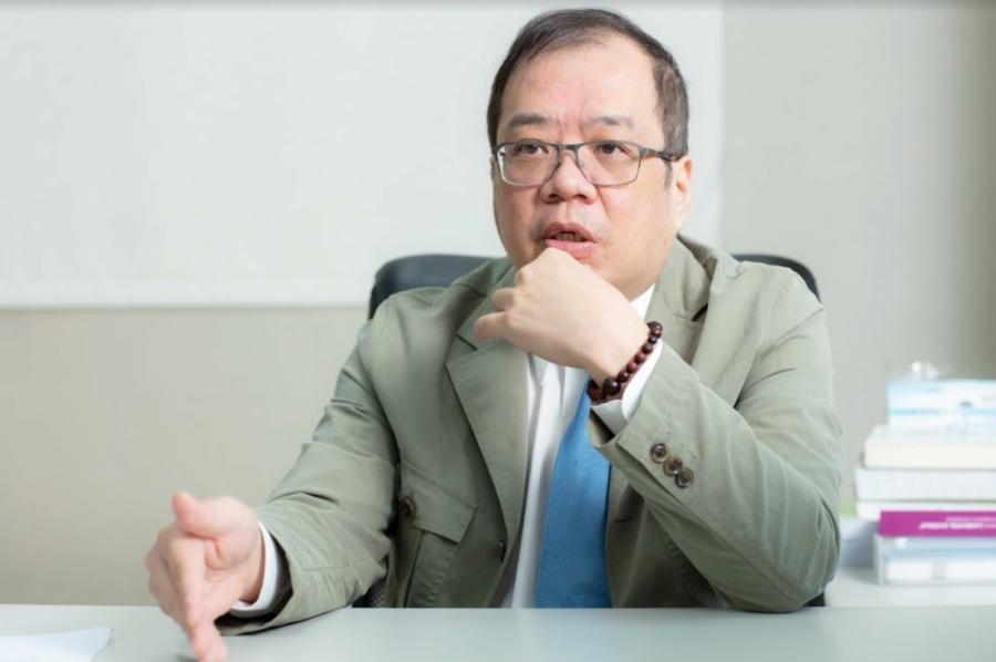 花梓馨 Stanley,人資學院事業群資深副總經理(圖片來源 / 經理人雜誌)